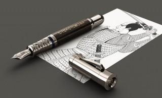 剣豪・宮本武蔵をテーマにしたファーバーカステル伯爵コレクション「ペン・オブ・ザ・イヤー2019サムライ」
