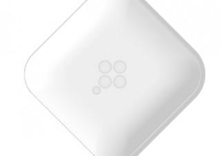 ソースネクスト、家族の居場所をスマホで確認できるGPSデバイス「FamilyDot」を発売