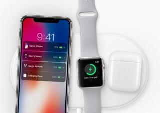 アップル、純正ワイヤレス充電器「AirPower」の開発中止を発表