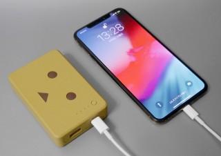 かわいいだけじゃない実力派、USB PDでスマホを急速充電できるダンボーのモバイルバッテリー