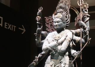 仏像で立体曼荼羅を作り出す、密教美術の世界「国宝 東寺―空海と仏像曼荼羅」