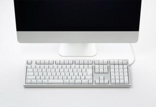 東プレ、静電容量無接点方式スイッチを採用したMac用のREALFORCEキーボードを発売