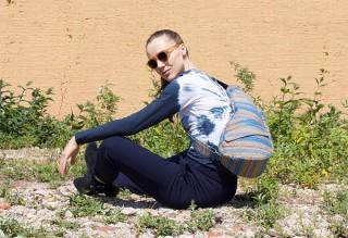 ヘルシーバックバッグ、4way仕様のしずく型バッグ春夏デザインを発表