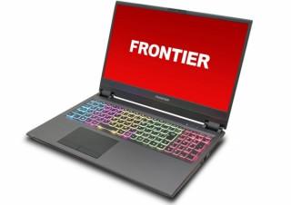 FRONTIER、インテルCore i9-8950HKプロセッサーを搭載したノートPCを発売