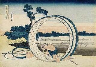 北斎一門の作品を通して江戸の仕事を紹介する展覧会「北斎のなりわい大図鑑」