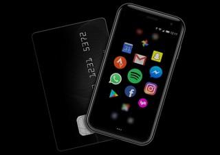 +Style、4インチのiPhoneSEよりもぜんぜん小さいスマホ「Palm Phone」発売開始