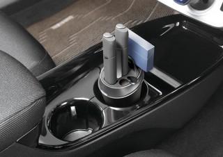 充電器と灰皿がセットになった、車載用「新型IQOS」専用ホルダー発売