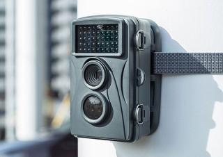 サンワサプライ、暗視撮影が可能な小型セキュリティカメラ発売