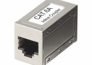 サンワサプライ、LANケーブルを延長できるRJ-45中継アダプターを発売