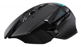 """ロジクール、安定感のある""""軽くない""""ワイヤレスゲーミングマウス「G502 LIGHTSPEED」を発売"""