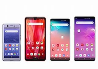 ドコモ、2019年スマホ夏モデル10機種など新商品合計13機種の発売を発表