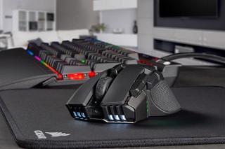 アスク、無線でも有線でも使えるCORSAIR製のマウス「IRONCLAW RGB WIRELESS」を発売