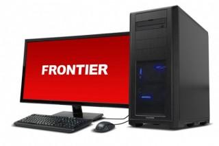 FRONTIER、GeForce GTX 1650を搭載したデスクトップPCを発売
