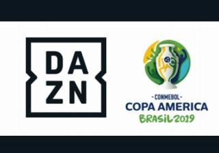 DAZN、サッカー日本代表が参加する南米での「コパ・アメリカ」を全試合独占ライブ配信