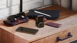 ベルキン、70gで3.5回フル充電可能なApple Watch用モバイルバッテリー発売