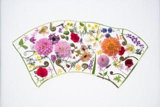 フラワーデザイナーたちの作品展「『日本の美』-ことば・いろ・かたち-」