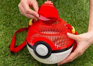 ポケモン感覚で昆虫をゲット!機構を再現して機能性も抜群な「モンスターボール 虫カゴ」発売