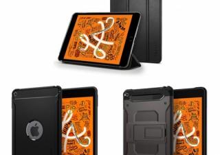 Spigen、「ラギッド・アーマー」などiPad mini 5用ケース3種類を発売