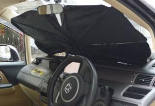 サンコー、折り畳み傘のように簡単に開閉ができる「サンシェードアンブレラ」発売