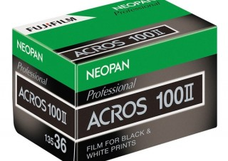 富士フイルム、一度は販売終了した「黒白フィルム」を立体的な階調再現などの高性能にして再販