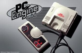 コナミ、スーパースターソルジャーやPC原人を収録した「PCエンジン mini」を発表