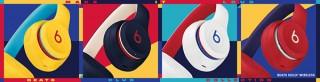ワイヤレスヘッドホン「Beats Solo3 Wireless」の大胆かつカラフルな新色モデルが発売