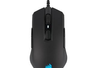 CORSAIR、左右どちらの手でも使えるシンメトリーデザインのゲーミングマウスを発売
