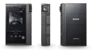 Astell&Kern、DACをデュアル搭載したハイレゾプレーヤー「KANN CUBE」を発売