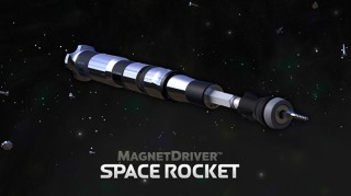 Gemafee、ネオジム磁石を搭載したロケットデザインのドライバーを発売