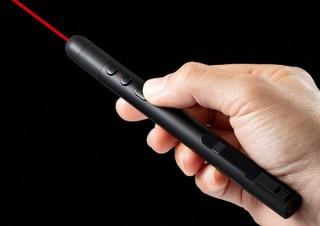 サンワサプライ、照射サイズを変更できる赤色レーザー搭載パワーポインターを発売