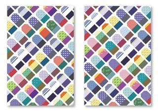 ヴィレヴァン、忍たま乱太郎デザインの御朱印帳を2種類発売