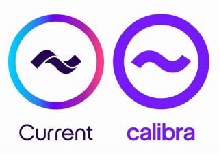 Facebookの新暗号通貨ウォレット「Calibra」のロゴ、オンライン銀行から盗用と非難される
