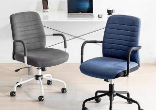 サンワサプライ、スチールフレーム採用スタイリッシュデザインのオフィスチェア発売