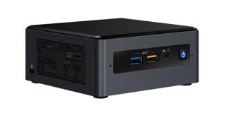 サードウェーブ、手のひらサイズのクリエイター向けパソコン「raytrek NUC」3機種を発売