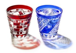 「名探偵コナン」モデルの江戸切子グラスがPREMICOオンラインショップで数量限定発売