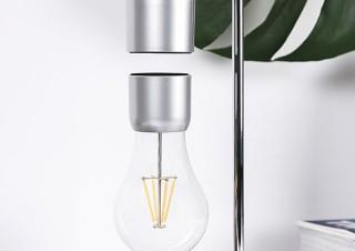 Gloture、空中に浮かぶ不思議なLED照明フローティング・ライトを発売