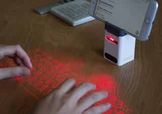 Gloture、机で文字が打てる仮想キーボードSerafim Keybo発売