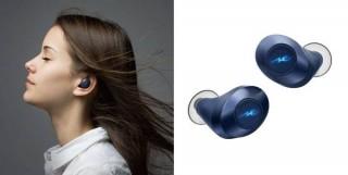 イヤピースが外耳道に沿って変型し、高いフィット感を生み出す完全ワイヤレスイヤホン「HP-T50BT」