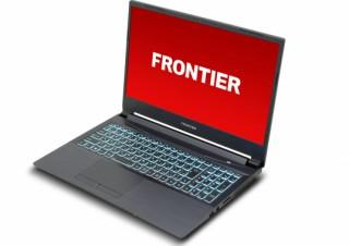 FRONTIER、第9世代インテルCore i7-9750Hプロセッサーを搭載したノートPCを発売
