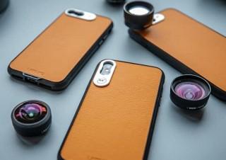 Gloture、iPhone専用で高品質なドイツ製造の写真レンズlemuro発売