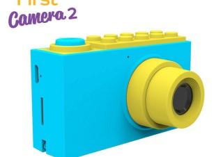 Oaxis Japan、防水仕様の子ども用デジカメ「myFirst Camera 2」を発売