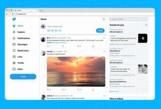 Twitter、デスクトップ版に3カラムの新デザインを導入。ナビゲーション機能を強化