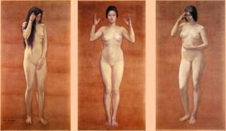 ぬぐ絵画―日本のヌード 1880-1945