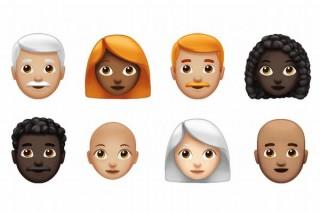 Apple、今秋に赤毛や髪のない人の絵文字を追加。その人らしさをより簡単に表現