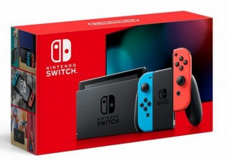 任天堂、バッテリー持続時間を大幅に改善した「Nintendo Switch」新モデル発表
