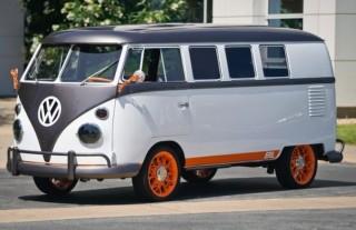 ワーゲンバスがEVで復活、VWがコンセプトカー「Type 20」を発表