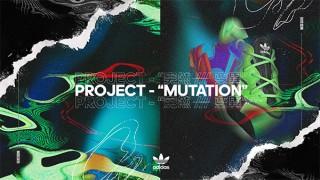 アディダス オリジナルス「OZWEEGO」と、気鋭のクリエイターのコラボプロジェクト「MUTATION(突然変異)」始動。新色もリリース