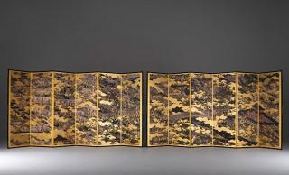 印刷技術の応用で金箔を用いた美術品を高品位に複製する技術「Refina Graphy」を凸版印刷が開発