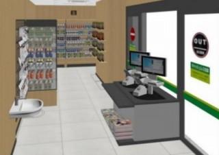 JR東のコンビニ・ニューデイズ、JR武蔵境駅に「キャッシュレス・無人店舗」をオープン