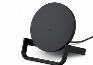 Apple Store、ベルキンの「ワイヤレス充電スタンド・ワイヤレス充電車載ホルダー」の取扱い開始